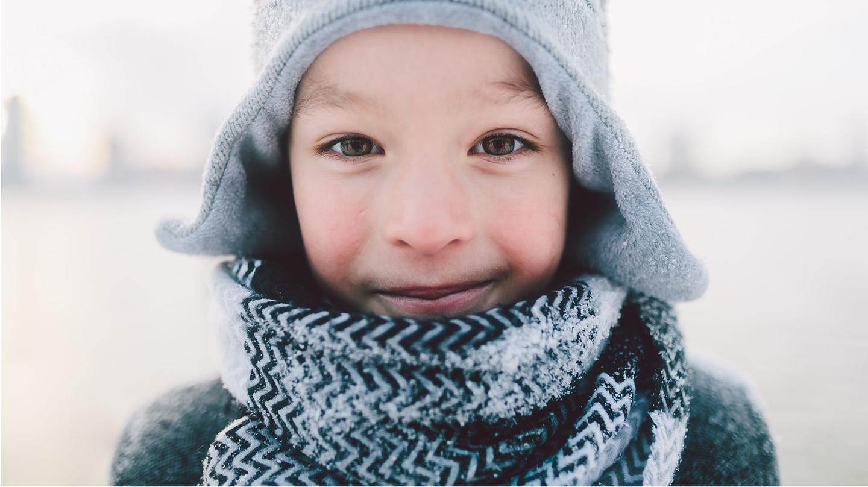 Erkältung bei Kids: So behandeln Sie die Kleinen richtig